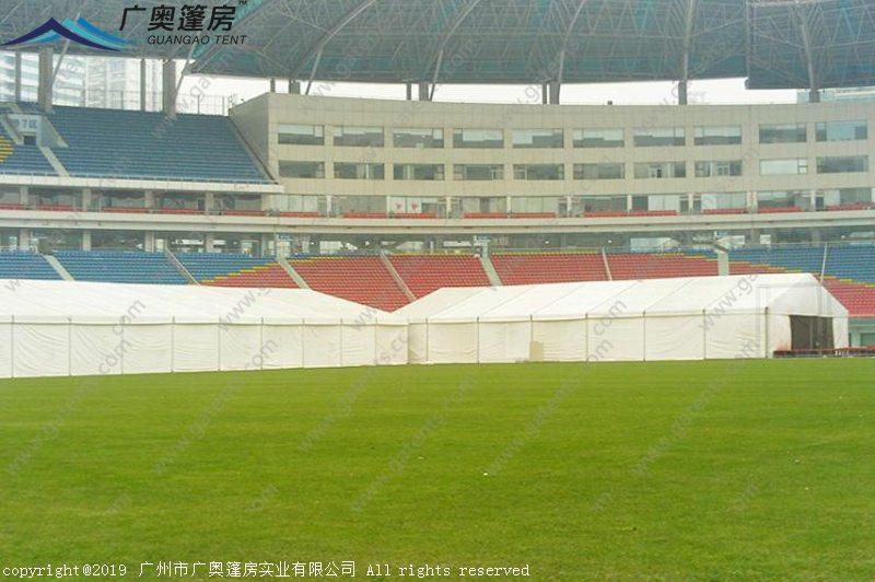 湖南体育广场篷房案例