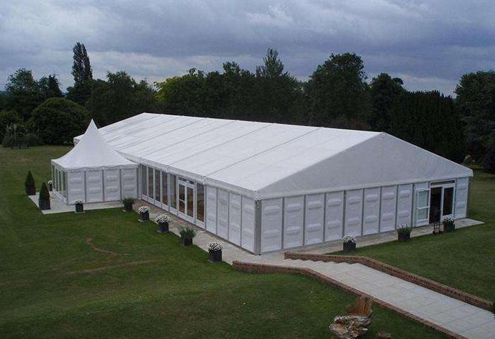 向佐郭碧婷意大利完婚,婚礼场地布置最特别是婚礼篷房