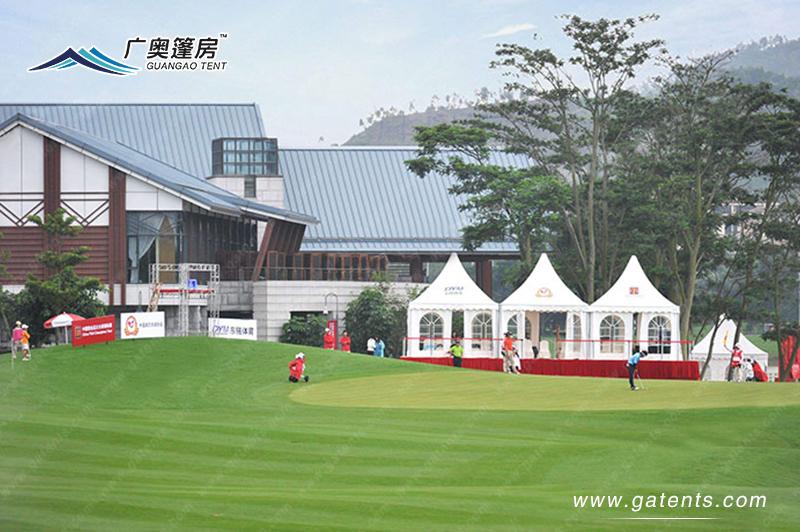 高尔夫球场篷房11