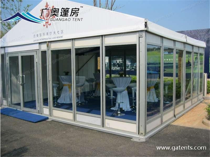 玻璃篷房03