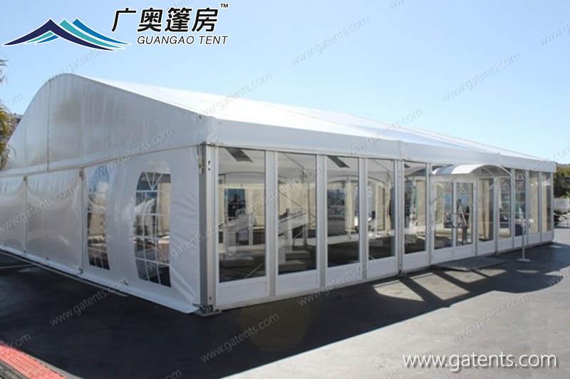 弧形篷房04