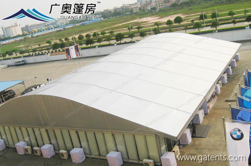 弧形篷房03