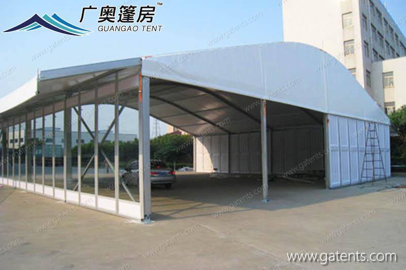弧形篷房05