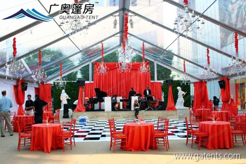 婚礼篷房06