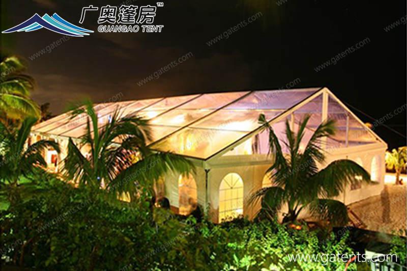 婚礼篷房05