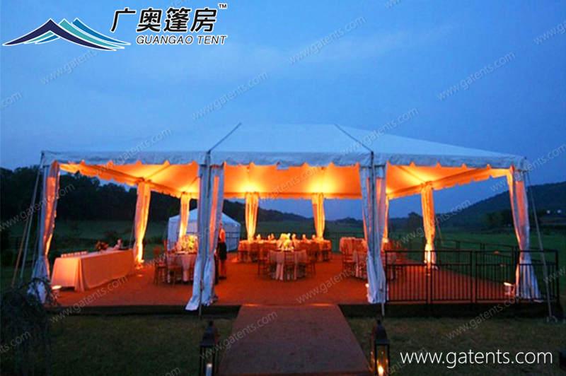 婚礼篷房11