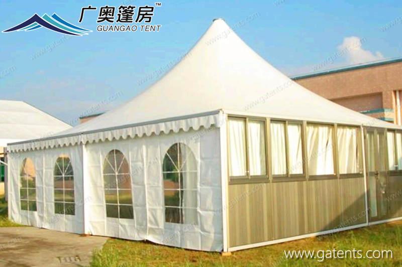 尖顶篷房10