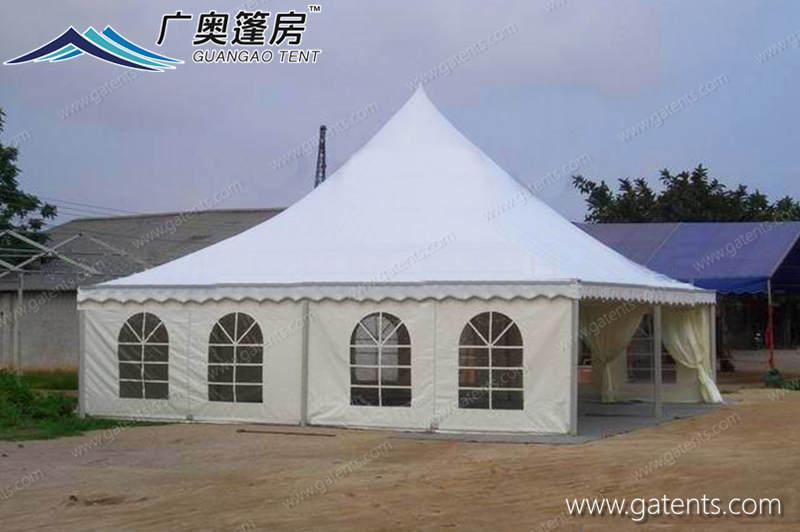 锥顶篷房15