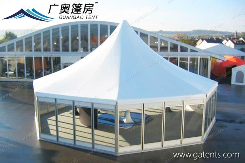六边形篷房01