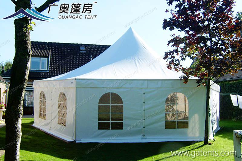 六边形篷房06