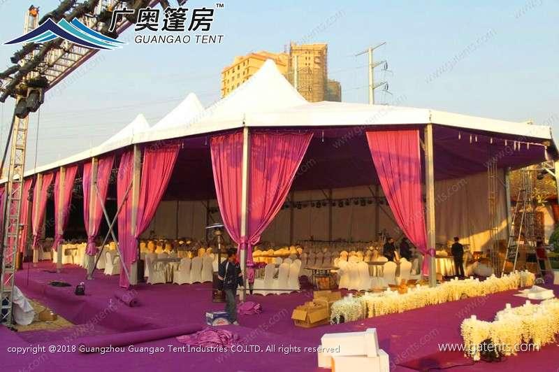福建泉州晋江婚礼篷房