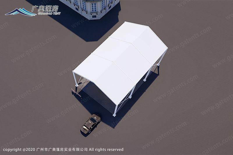 高速入口检疫篷房02