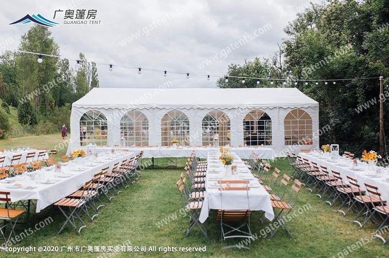 婚礼篷房15
