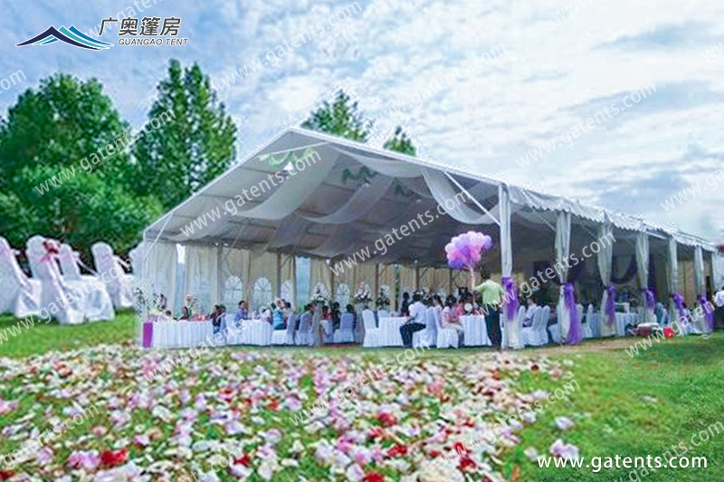 婚礼篷房19