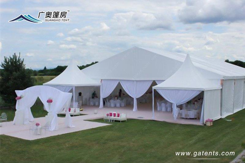 婚礼篷房18