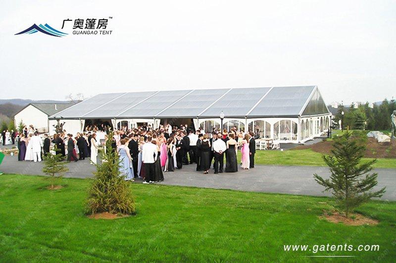婚礼篷房16