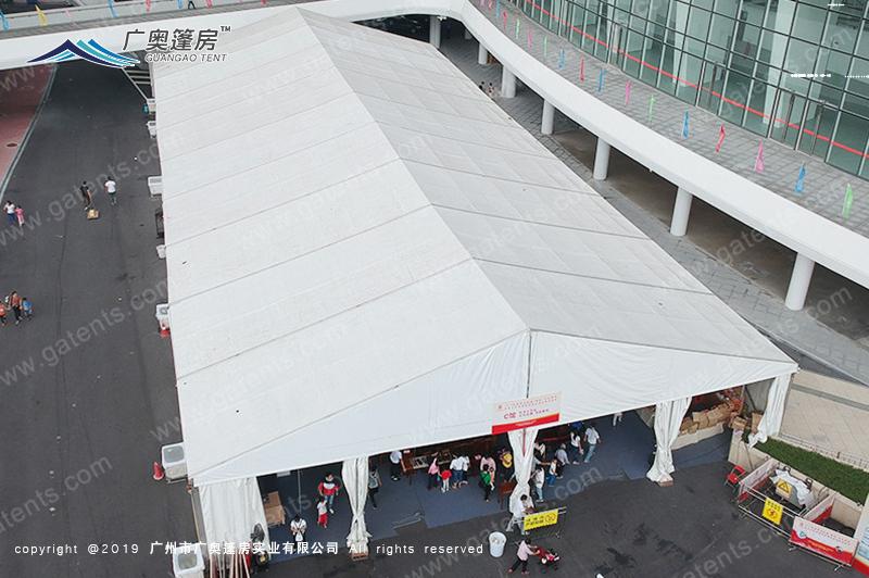 展会型篷房05