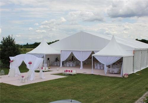 有创意性的婚礼篷房,不能少了这几样