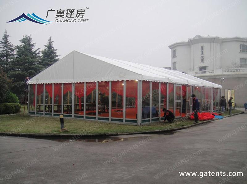 玻璃篷房09